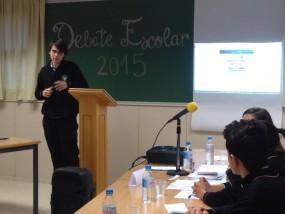 """ORATORIO ORIHUELA - Concurso """"Liga de debate escolar"""""""