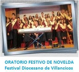 Galería de imágenes - Oratorio Festivo de Novelda en los Villancicos Diocesanos