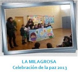 GALERÍA Celebración de la paz 2013
