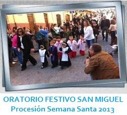 Oratorio Orihuela-Semana Santa - Galería