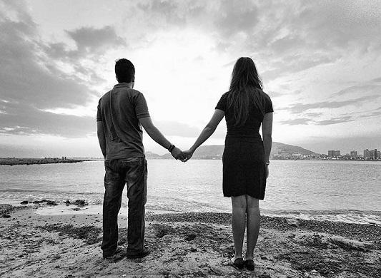 IFE - Foto de pareja