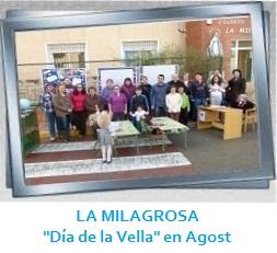 """Galería de Imágenes LA MILAGROSA """"Día de la Vella"""" en Agost"""