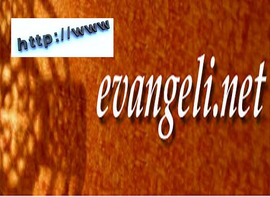EVANGELI NET Evangelio diario