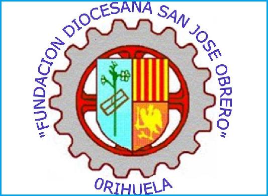 LOGO Fundación Diocesana San José Obrero