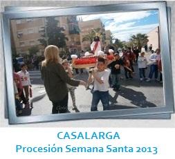 Procesión Semana Santa 2013 Galería