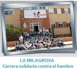 LA MILAGROSA - Campaña contra el hambre - III Carrera solidaria