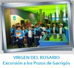 GALERÍA DE IMÁGENES - VIRGEN DEL ROSARIO - Excursión a los Pozos de Garrigós Galería