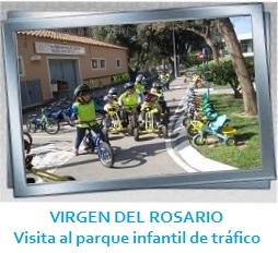 VIRGEN DEL ROSARIO - Parque infantil de tráfico