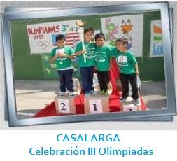 GALERÍA DE IMÁGENES - CASALARGA - Celebración III Olimpiadas