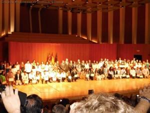 NTRA. SRA. DE LOS ÁNGELES - Premios a la excelencia académica