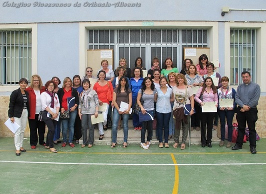 ORATORIO FESTIVO DE NOVELDA - Clausura Escuela de padres