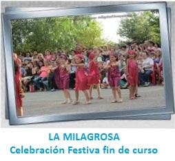 GALERÍA - LA MILAGROSA - Festival fin de curso