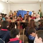 PEREGRINACIÓN DE LOS COLEGIOS DIOCESANOS A ELCHE