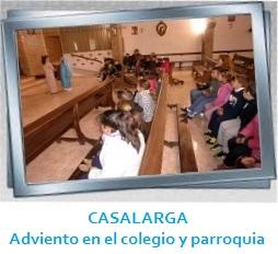 GALERÍA - CASALARGA - Adviento en el colegio y la parroquia