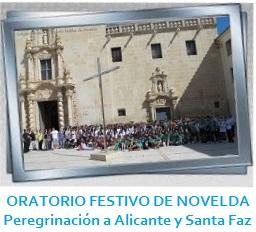 COLEGIOS DIOCESANOS - Peregrinación alumnos de Secundaria