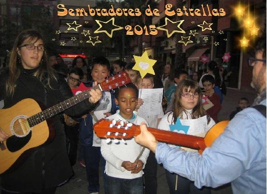 Destacada Sembradores de Estrellas 2015 Colegio Diocesano Virgen del Rosario Alicante