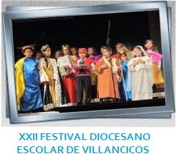Exitosa celebración del XXII Festival Diocesano escolar de villancicos