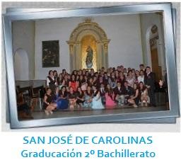 Graducación alumnos Bachillerato Galería
