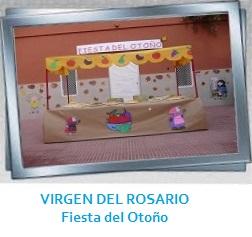 Galería VIRGEN DEL ROSARIO - Fiesta del Otoño