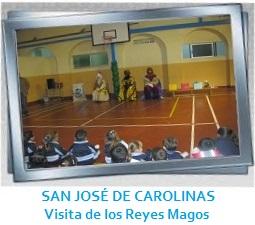 Marco GALERÍA Visita Reyes
