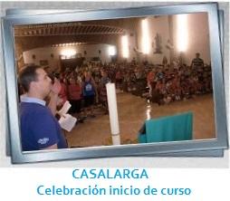CASALARGA - Celebración Inicio de curso 2014-15