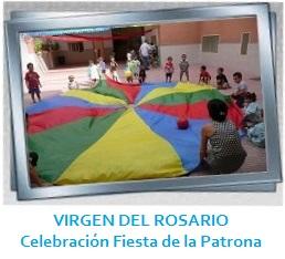 VIRGEN DEL ROSARIO - Celebración Fiesta de la Patrona