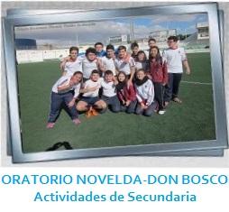 ORATORIO FESTIVO DE NOVELDA - Celebración de San Juan Bosco
