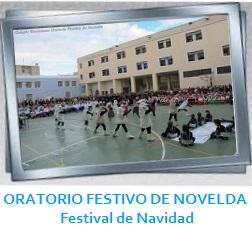 ORATORIO FESTIVO - Festival de Navidad