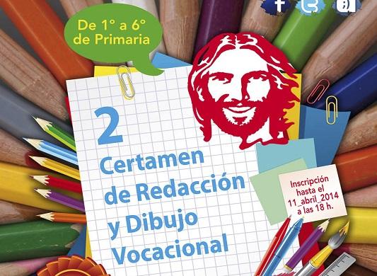 SEMINARIO DIOCESANO - Certamen de redacción y dibujo vocacional