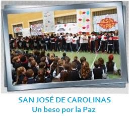 COLEGIO DIOCESANO SAN JOSÉ DE CAROLINAS - DÍA DE LA PAZ- GALERÍA DE IMÁGENES
